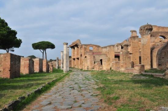Website ostia antica utrecht center of ancient studies for Mr arredamenti ostia antica